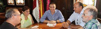 """La Diputación financiará la II edición del Premio de Periodismo """"José Sánchez de la Rosa"""""""