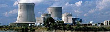 Central nuclear de Santa María de Garoña. Foto de archivo.