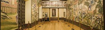 Salón Chino del Palacio de la Cotilla