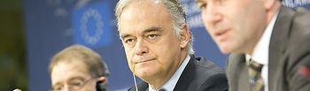 El jefe de la delegación española del Partido Popular en el Parlamento Europeo y Vicepresidente del Grupo PPE, Esteban González Pons