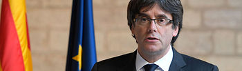 Carles Puigdemont. Archivo.