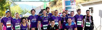 31 pódiums decisivos y plata por clubes en el circuito provincial de trail, logros más destacables del Club Trail Albacete el pasado año