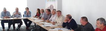 La Federación Nacional de Empresarios de Máquinas Recolectoras celebra en FEDA su primera Asamblea General