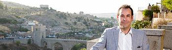 Juan Ramón Crespo, coordinador IU CLM.