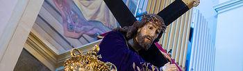 """Paso de \""""Nuestro Padre Jesús Nazareno\"""" de la cofradía \""""Nuestro Padre Jesús Nazareno\"""""""