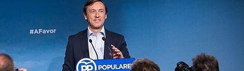 El portavoz del Grupo Parlamentario Popular en el Congreso de los Diputados, Rafael Hernando