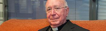 Ciriaco Benavente, Obispo de la Diócesis de Albacete.