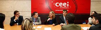 """Casero con los integrantes del proyecto """"GuadaNetWork"""". Foto: JCCM."""