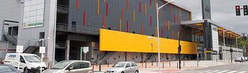 Estación de Adif Vialia Albacete-Los Llanos.
