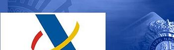 Foto Logos conjunto de la Policia Nacional y la Agencia Tributaria