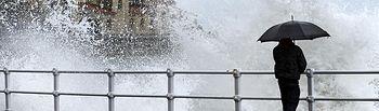 Un total de 41 provincias, en alerta por viento, lluvia, nieve o grandes olas.