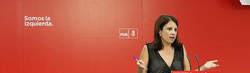 Adriana Lastra, vicesecretaria general PSOE