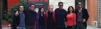 """Presentación en Albacete de la película """"Los del Túnel"""", dentro de la programación de ABYCINE"""
