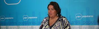 Cesárea Arnedo, diputada regional por Albacete.