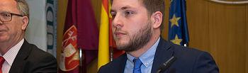 Nacho Hernando, portavoz del Gobierno de Castilla-La Mancha