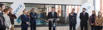 Inauguración del Centro Acuático Municipal