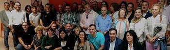 Reunión de afiliados de Ciudadanos en Albacete