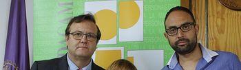García Ferrer en la jornada 'FEDACAM: Retos ante el futuro'. Foto: JCCM.