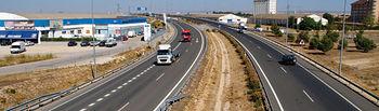 La partida más significativa en Albacete es para las infraestructuras. Foto: Carreteras en Albacete.