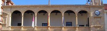 Ayuntamiento de Villarrobledo.