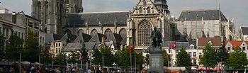 Antwerpen - Bélgica. Imagen de archivo.