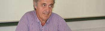 Antonio Baylos, durante un acto celebrado en la UCLM.