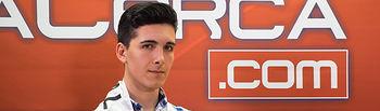 Rafael Hernández, candidato por la provincia de Albacete al certamen Mister Internacional España