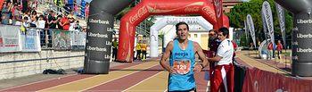 El malagueño Cristóbal Ortigosa ganó con inteligencia la 21ª Quixote Maratón de Ciudad  Real, y la campeona fue Silvia Bilan de Fondistas Miguelturra