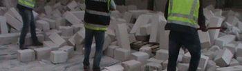 Detenidos 25 individuos e intervenida más de media tonelada de cocaína oculta en el interior de falsos ladrillos refractarios