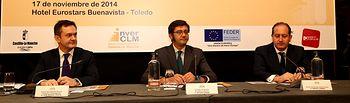 Romaní inaugura INVERCLM Forum. Foto: JCCM.