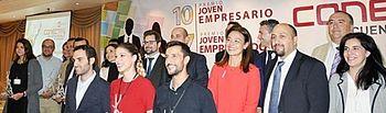 La Asociación de Jóvenes Empresarios de Ciudad Real ha otorgado el VII Premio Emprendedor a la empresa Winneck del alcazareño Javier Jiménez