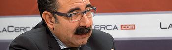 Jesús Fernández Sanz, consejero de Sanidad de la JCCM.