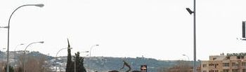 Nuevas farolas en la zona de Los Valles Ronda Norte