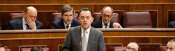 El portavoz de la Comisión de Calidad Democrática, Artemi Rallo.