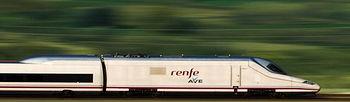 Alta velocidad RENFE
