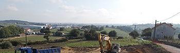 Inicio obras conexión Autovía del Agua con Bezana, Cantabria. Foto: Ministerio de Agricultura, Alimentación y Medio Ambiente