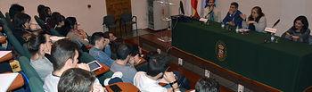 Los directivos de Domus ofrecieron una conferencia a los estudiantes de ADE y Doble Grado en Derecho y ADE.