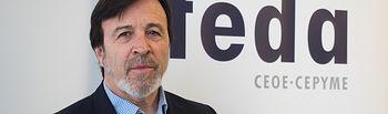 Artemio Pérez, presidente de FEDA.
