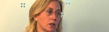 Teresa Angulo, portavoz de Sanidad del GPP