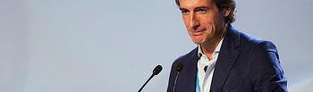 El presidente de la FEMP y alcalde de Santander, Íñigo de la Serna