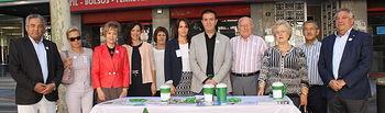 Cuestación AECC Feria de Albacete 2017.