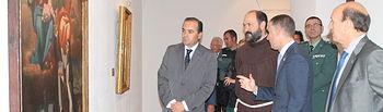 """Gregorio: """"Este museo redundará en el incremento de turismo y generación de empleo en Pastrana"""""""