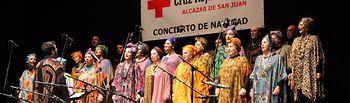 Concierto de Navidad de Cruz Roja de Alcázar de San Juan