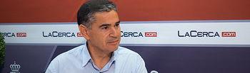 Manuel González Ramos, cabeza de lista del PSOE al Congreso por Albacete.
