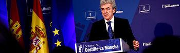 Leandro Esteban Rueda de prensa Consejo de Gobierno 01-04-15 II. Foto: JCCM.