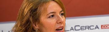 Aurelia Sánchez, consejera de Bienestar Social de la JCCM