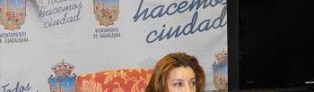 Encarnación Jiménez, concejala de Promoción Económica y Empleo, presenta los nuevos programas de fomento de la actividad económica