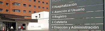 Imagen del Hospital de Ciudad Real