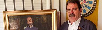 Juan Miguel Rodríguez Cuesta, pintor y artista albaceteño ha recibido el Premio Solidario 2010 de la revista LA CERCA de Castilla-La Mancha.