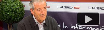 Ramón Munera, presidente territorial en Castilla-La Mancha de la Unión Democrática de Pensionistas.